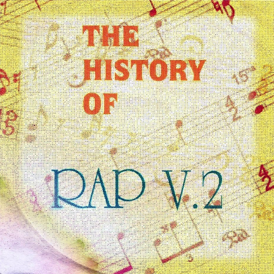 THE HISTORY - RAP VOL. 2 -  CD RARCISMO