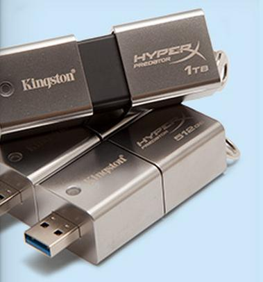 Flashdisk 1 TB Pertama di Dunia