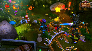 Dungeon Defenders Completo [PC]