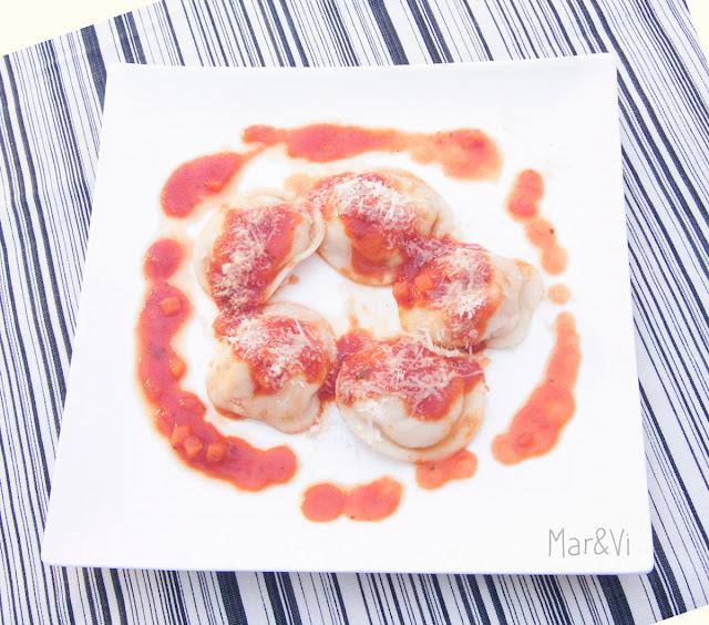 ricetta di tortelloni di prosciutto cotto e ricotta