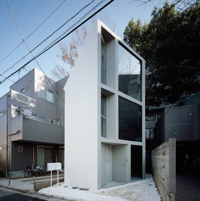 Amazing Three Tiny House Design Project in Japan 2015