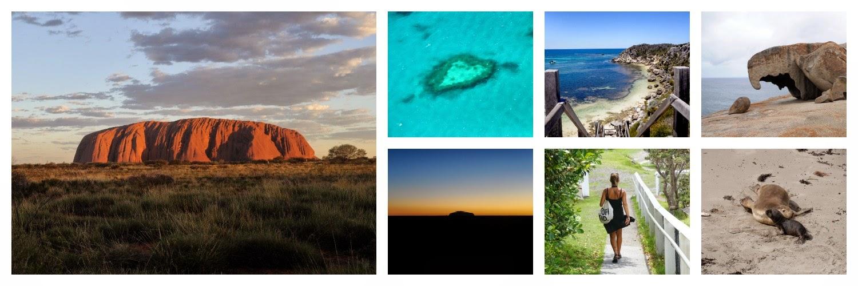 My life in Australia 2014/15