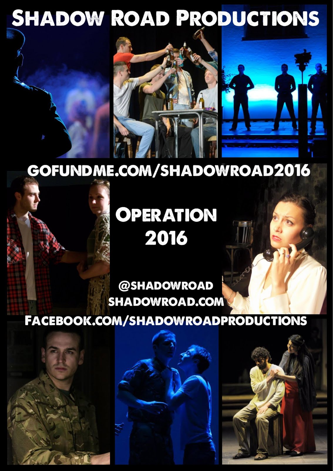 Support Shadow Road