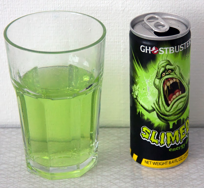 Get His Own Energy Drink