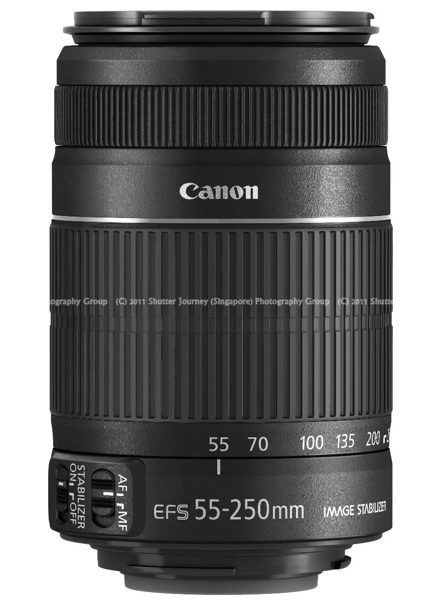 Harga Lensa Kamera Canon EF-S 55-250mm f/4-5.6 IS II Terbaru
