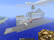 minecraft world blog 4. the Airport