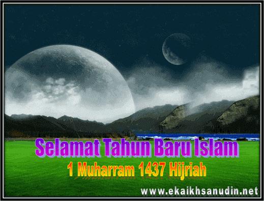 SELAMAT TAHUN BARU ISLAM 1437 H, TAHUN BARU ISLAM 2015