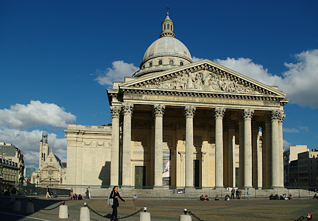 Panthéon  Paris images