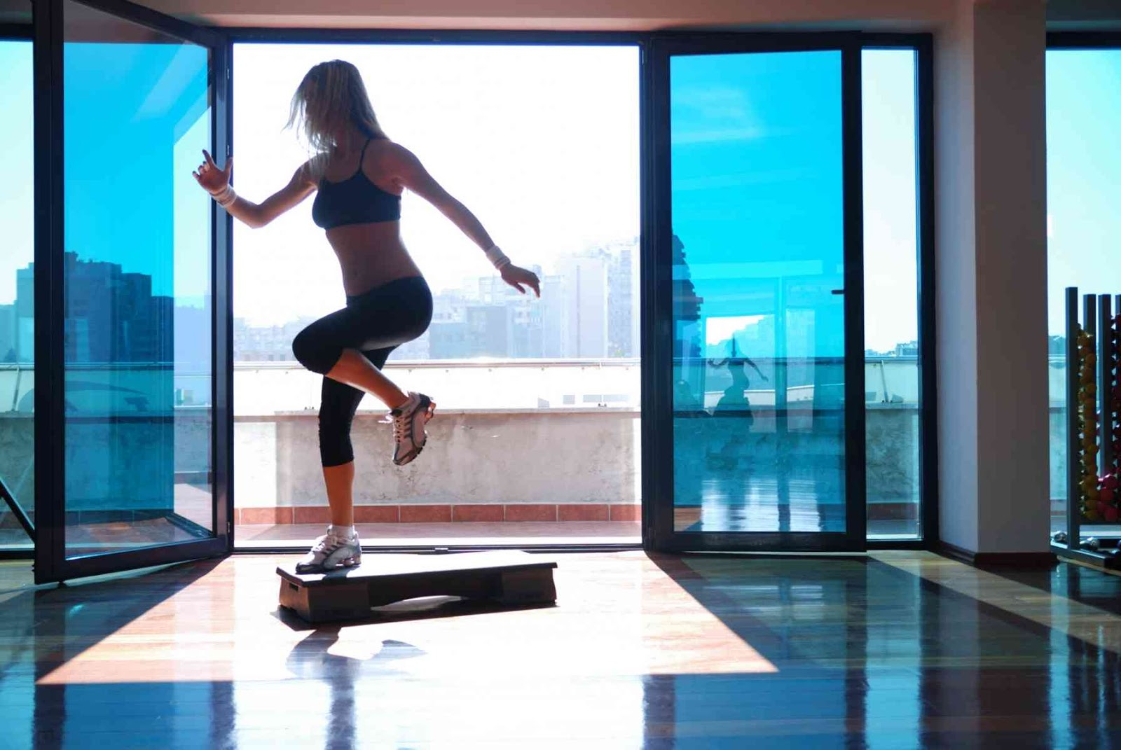 Que es y para que sirve el step musculacion para for Hacer ejercicio