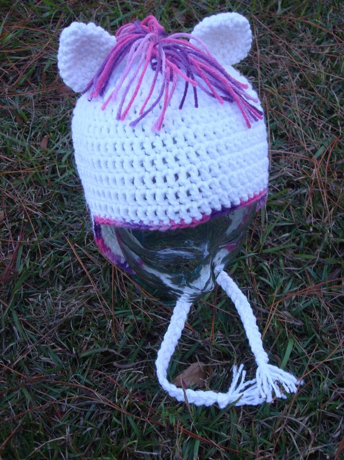 Nyanpon Pony Hat