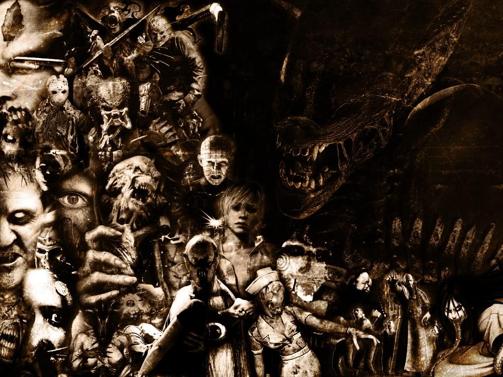 Horror Movies Wallpaper  Gallery
