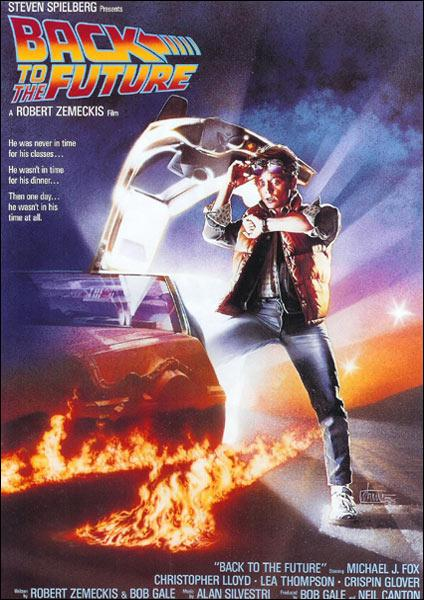 Regreso al futuro HD 1080p Latino 1985