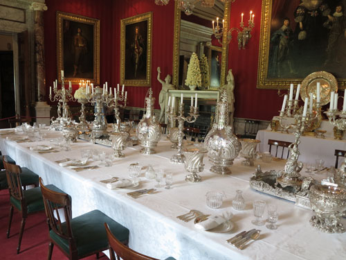 Dining Hall, Chatsworth House
