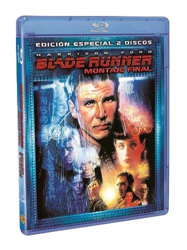 Blade Runner Montaje Final (Edición Especial 2 Discos) blue ray