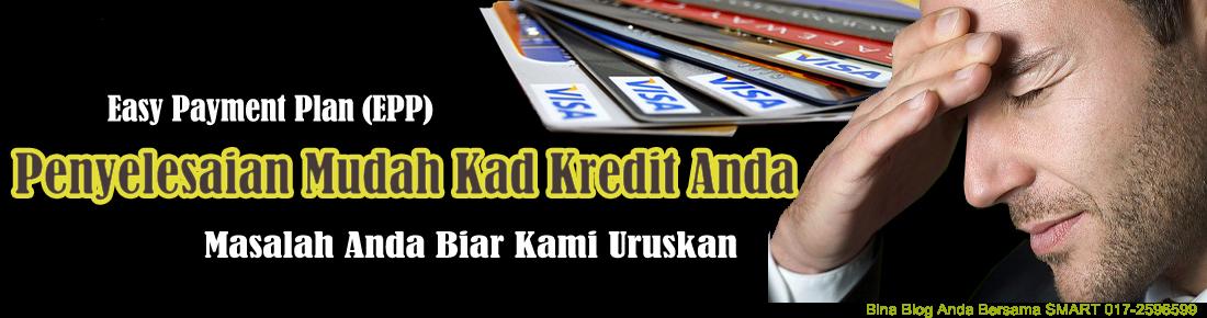Penyelesaian Mudah Kad Kredit