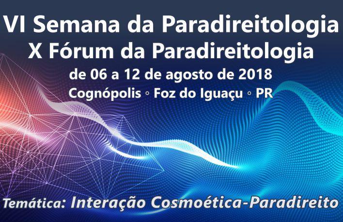 X Fórum da Paradireitologia