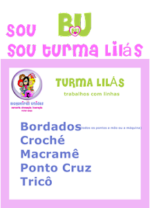 blogueira lilás