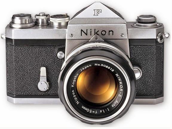 Fotografer Nikon Nikon Analog Fotoğraf