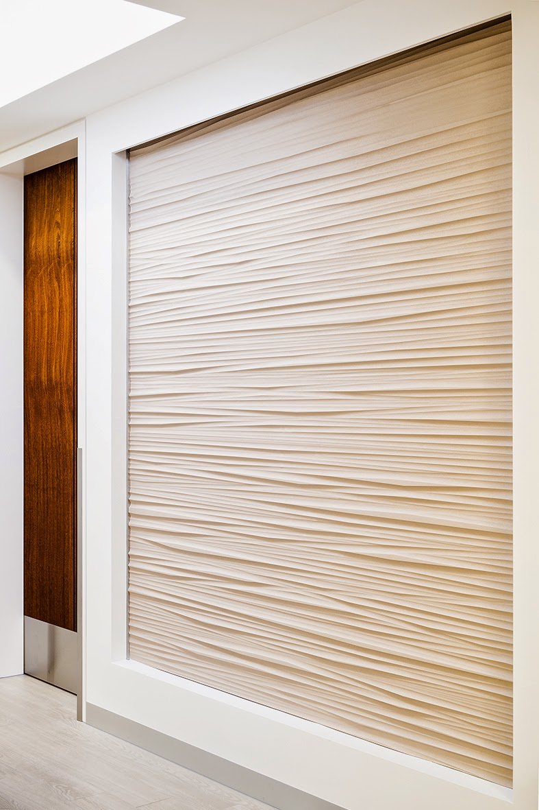 3D Feature wall paneling