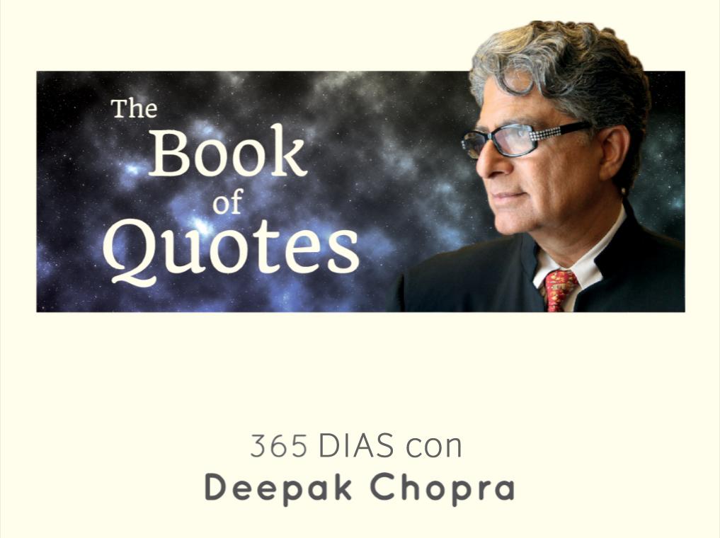 El Libro de las Frases de Deepak