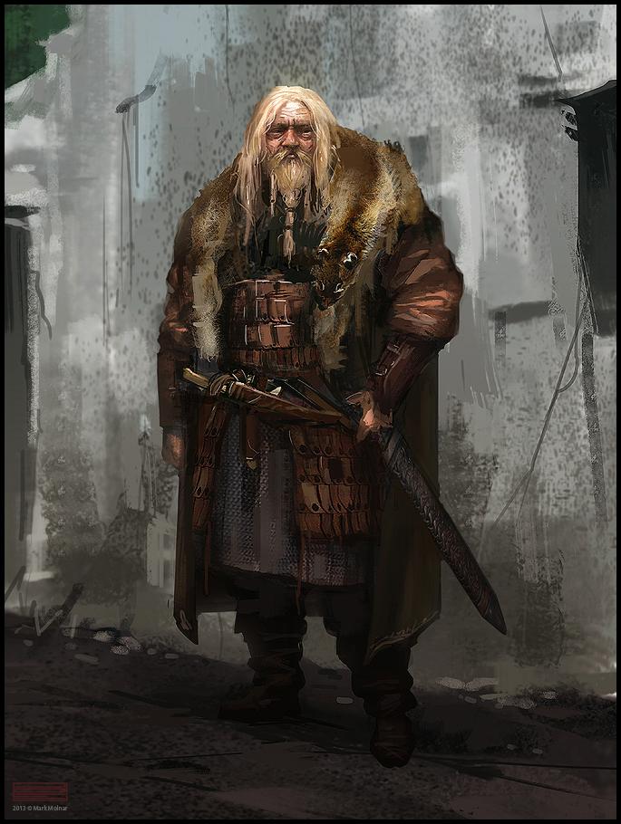 Mark Molnar ... Viking