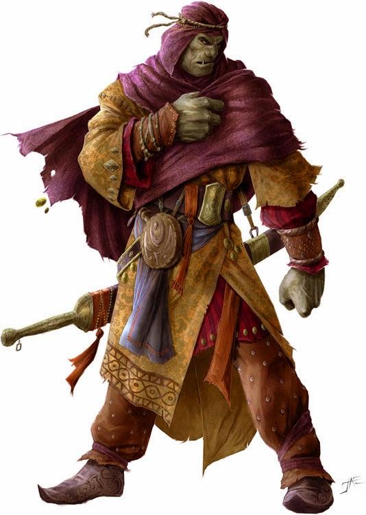 Ulx-El general. PZO9208-HalfOrc