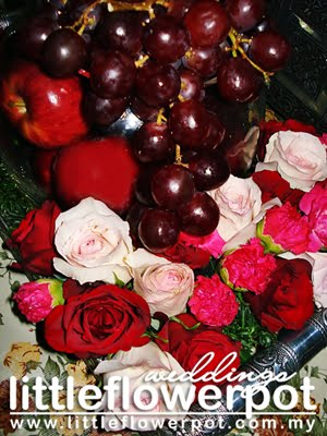 pictures of fall flower wedding arrangements