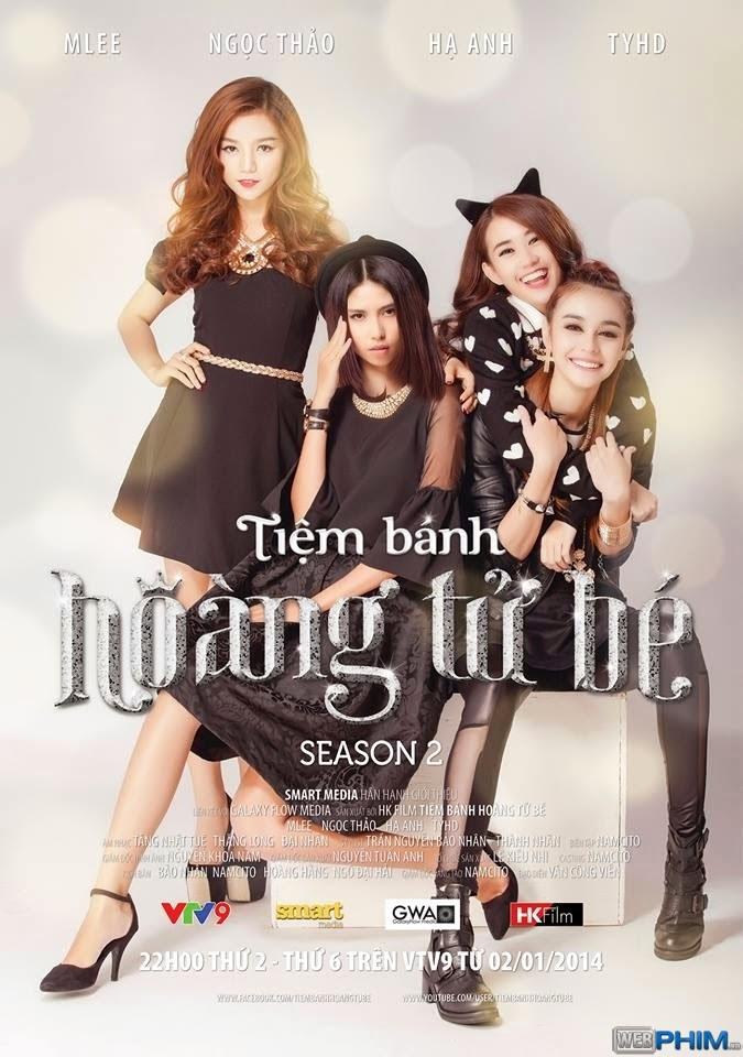 Xem Phim Tiệm Bánh Hoàng Tử Bé ( Phần 1 và Phần 2 ) - Tiem Banh Hoang Tu Be