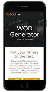 Wod Generator