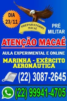 Preparatório Macaé