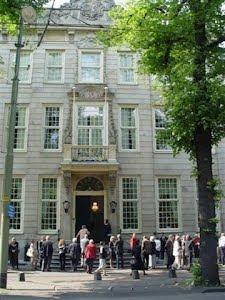 Ontvangst in Den Haag (foto's)