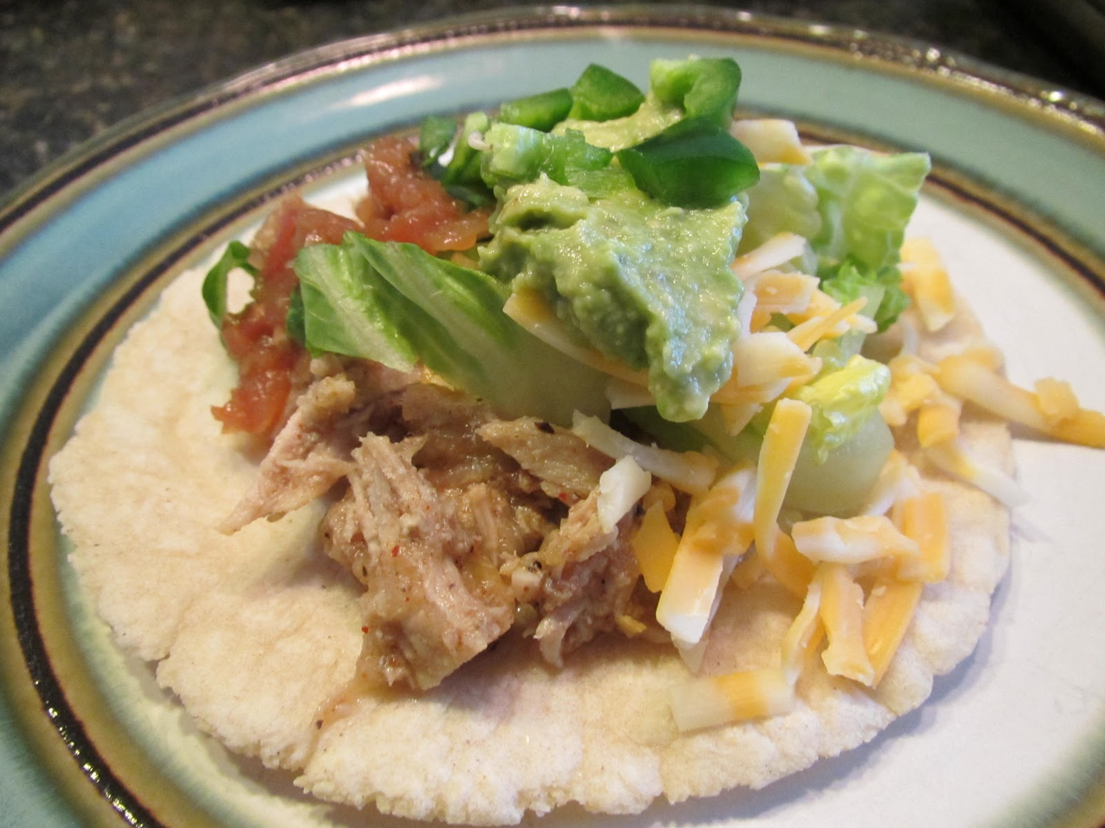 Successfully Gluten Free! : Pork Carnitas Tacos