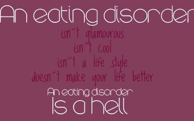 Výsledek obrázku pro fight eating disorders