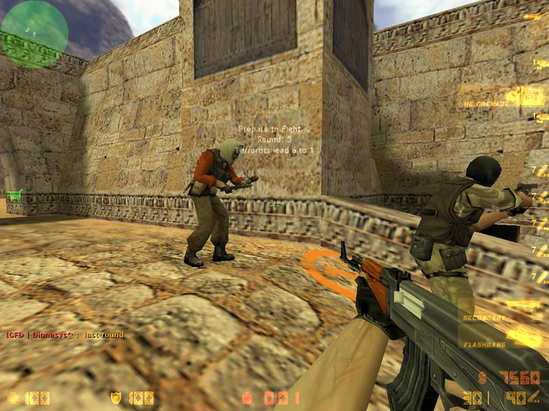 Counter Strike 1.6 Non Steam Free