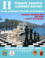 II Torneo abierto Ajedrez Sauces sub 2300