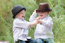 My Charming Little Men