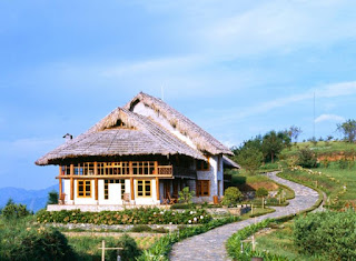 Enjoying best times in Topas Eco Lodge of Sapa 2