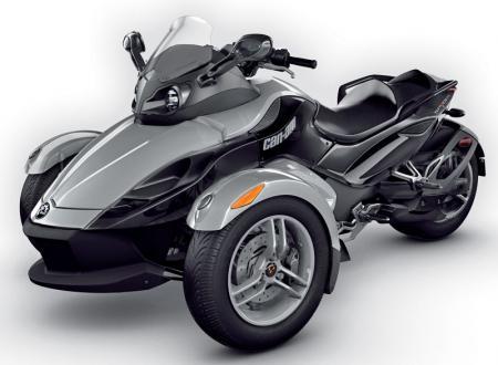 motor dport roda tiga