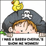 gagnant chez Sassy Cheryll