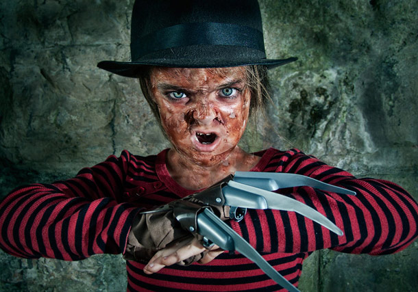 Freddy Krueger - Harpyimages