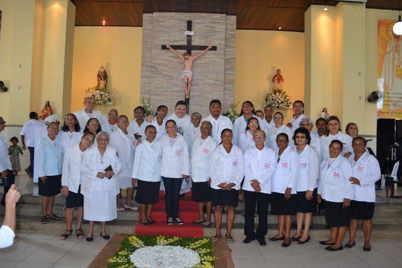 PADRE CHARLES E MINISTROS - CORPUS CHRISTI 2015