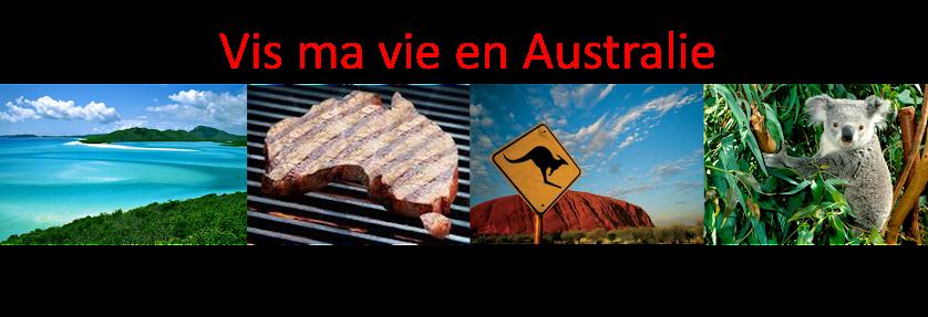 Vis ma vie en Australie