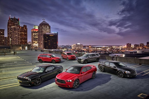 Dodge Blacktop special editions