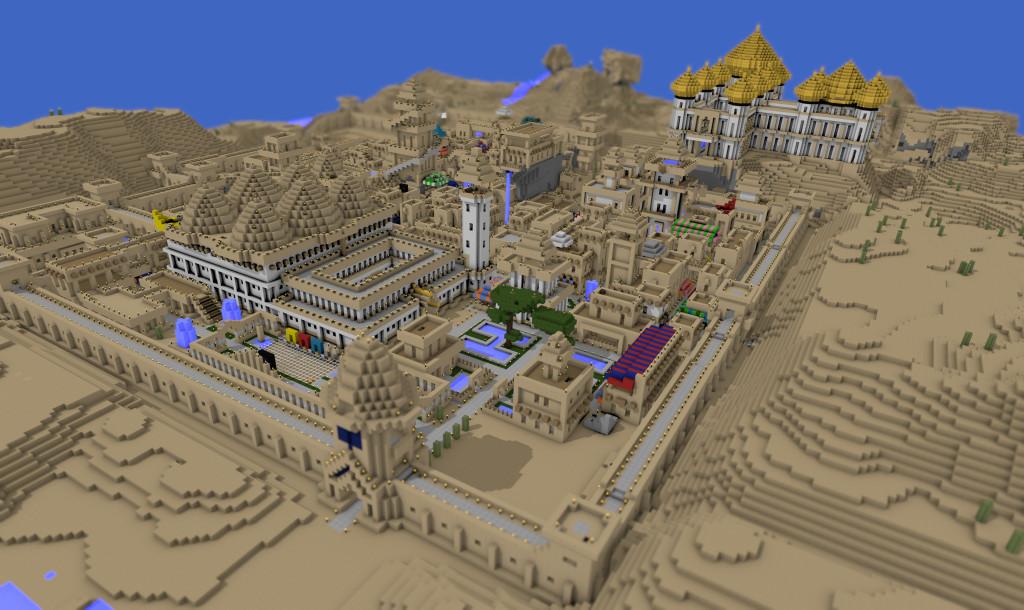 Comment LEGO(c) est en train de se faire digivorer par Minecraft