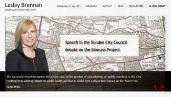 Councillor Lesley Brennan