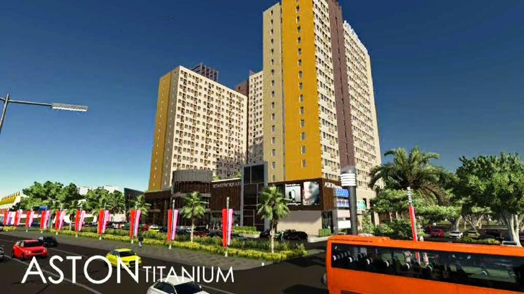 (Titanium Square) Aston Titanium Condotel & Apartment Titanium Cijantung Jakarta Timur