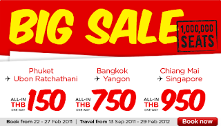 AirAsia Big Sale Promotion