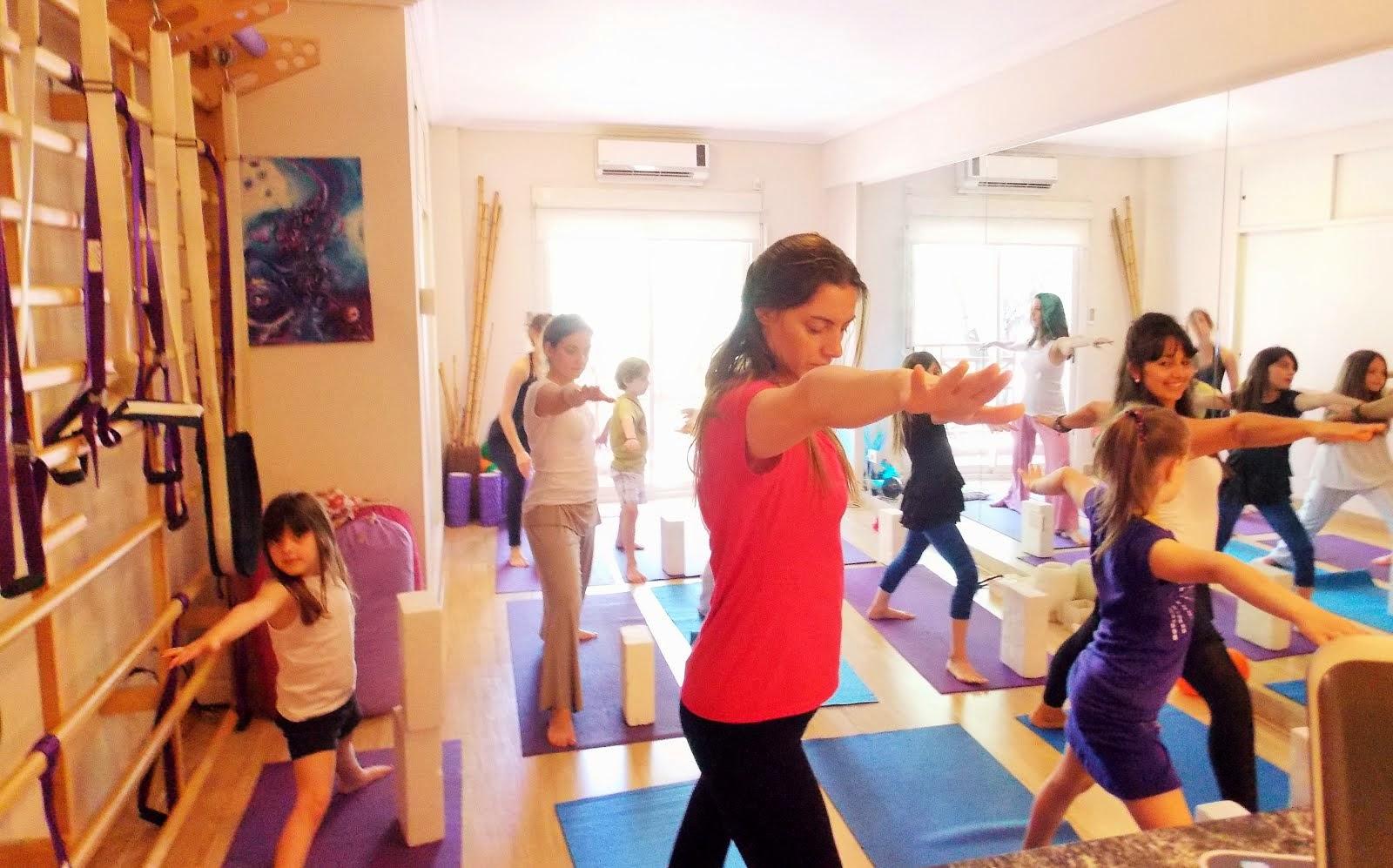 Diplomatura en Yoga Terapéutico para niños.