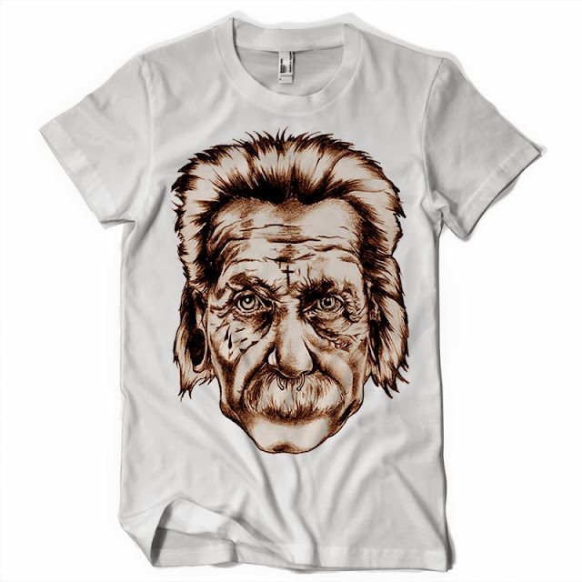 Albert Einstein T shirt