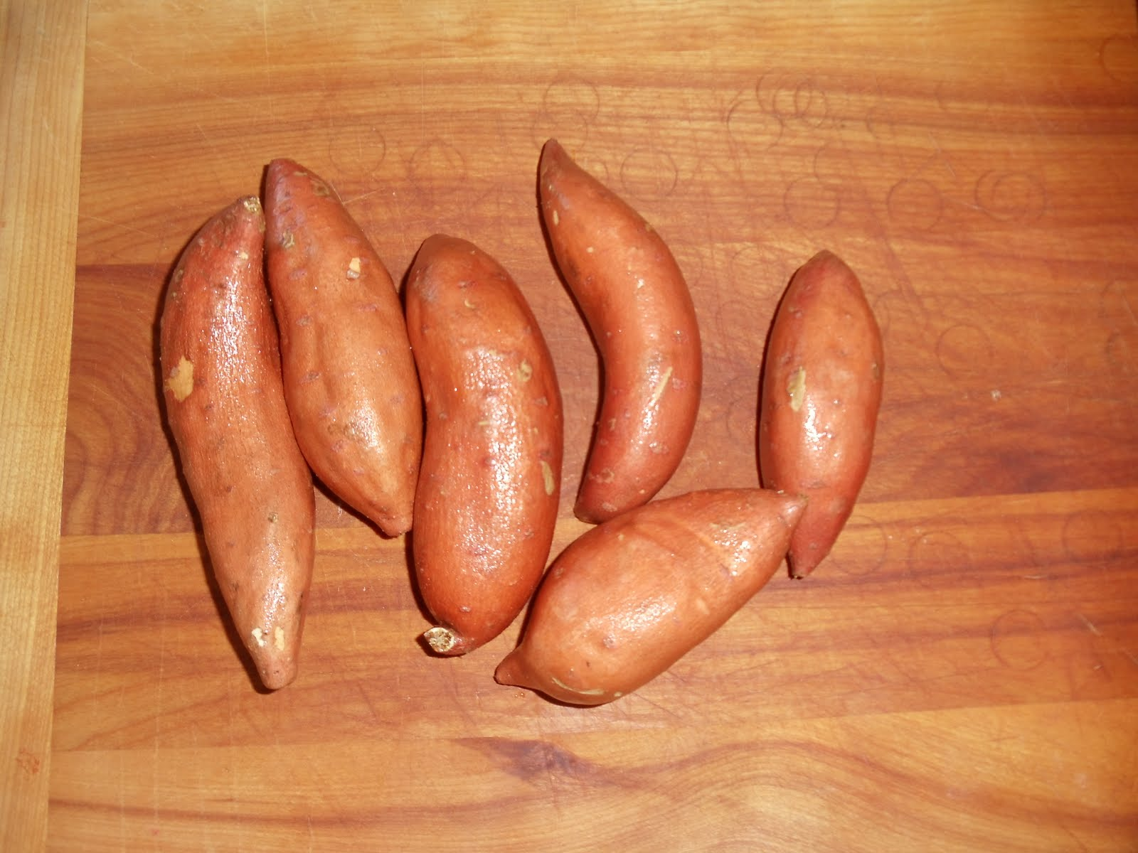 how to store sweet potatoes once cut